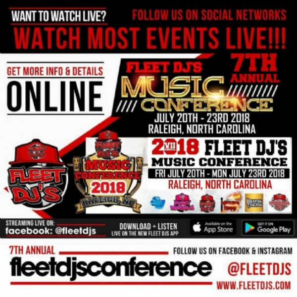 "FLEET CONFERENCE ""WATCH LIVE"" MEDIA WELCOMED"