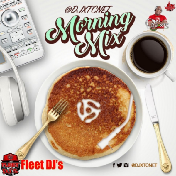 ANNOUNCING #MorningMix