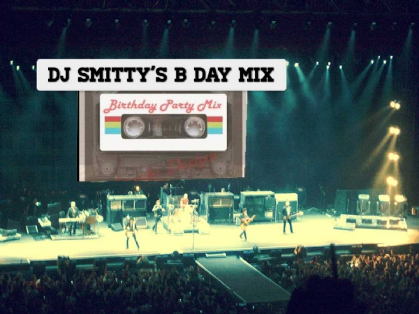 DJ SMITTY'S B DAY MIX