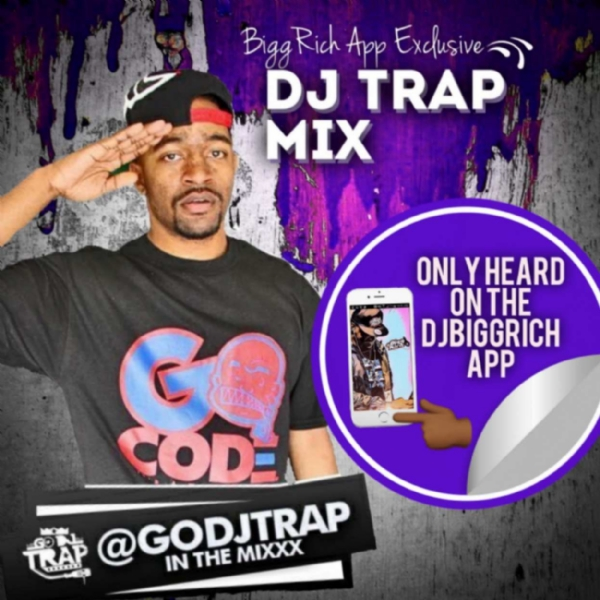 Brand new 45MIN mix by Go DJ Trap from Texas in the [mixes] section