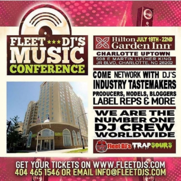 FLEET DJS ANNUAL MUSIC CONFERENCE