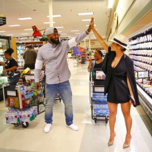 The Game Gives Back in Groceries