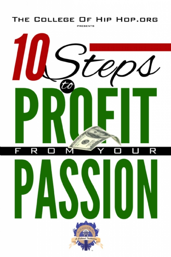 10 Steps to Profit from your Passion Chapters 1-5 audio book review