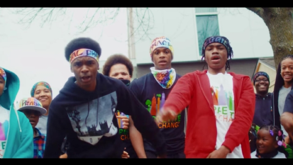 WATCH: Teenagers Make Rap Song About Healthy Eating And It Sounds Awesome!