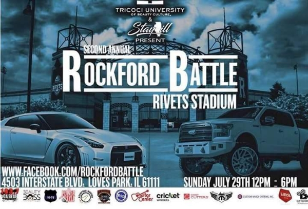 Catch Dj Big Juice & Dj Petey P at The Rockford Battle Sunday July 29