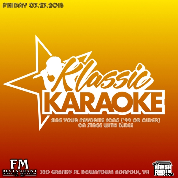 #KlassicKaraoke Tonight @fmongranby a Section From Last Week Streaming NOW