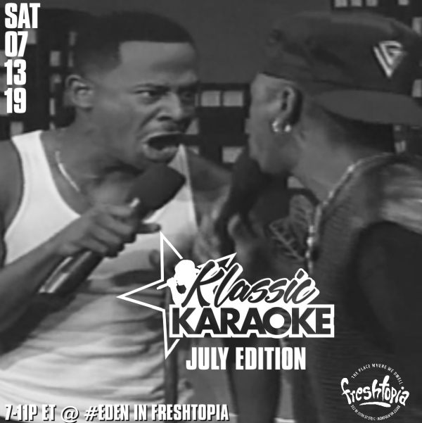 Join Us Saturday For The July Edition Of Klassic Karaoke
