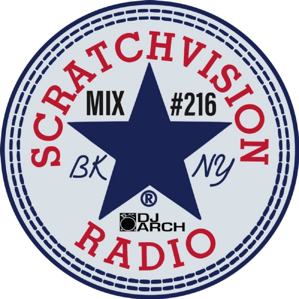 DJ ARCH Soulful House (Mix #216) Scratchvision Radio
