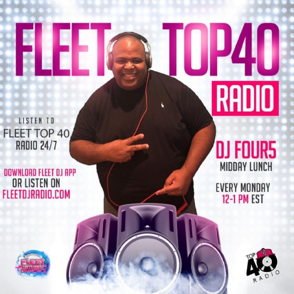 Fleet Top 40 (Monday Show Listing)