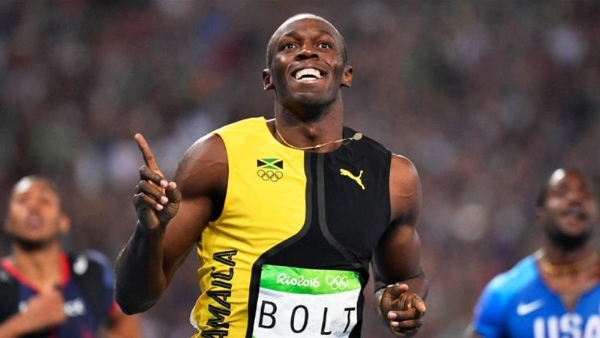 Usain Bolt Tests Positive After Mask-Free Birthday Party