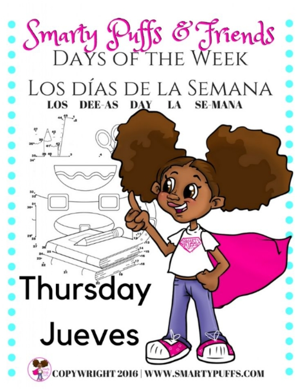 how to say thursday in spanish
