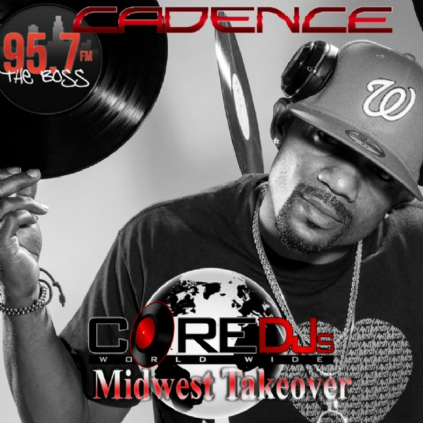 Check out my mix for Omaha Nebraska 95.7 fm the boss!