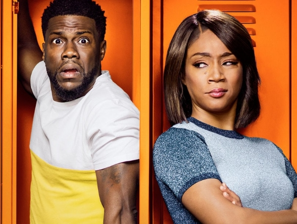 Kevin Hart And Tiffany Haddish Address Katt Williams, Talk 'Night School' + More