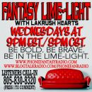 Be Bold. Be Brave. Be In The Lime-Light Wednesday: The Fantasy Lime-Light