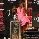 Rapper Nelly and TV Personality Erica Ash