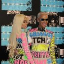 Hip Hop Models Blac Chyna and Amber Rose