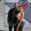 Boxer Floyd Mayweather and Melissa Brim