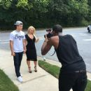 Filming with Matt Rife from Wild n Out