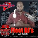 "DJ PLATINUM aka ""Mr. SmellGood""- CT Fleet DJs State Manager- Hartford, CT"