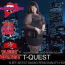 T-Quest, Official Fleet Artist, Radio Personality, and Host- Ansonia, CT