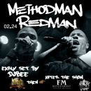 Redman & Method Man afterparty @FMonGranby 02.24.2017