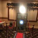 our new Fun Mirror Booth setup for holiday party