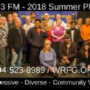 WRFG Summer Pledge Drive 2018