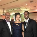 Freddie Bell And Francine With St. Paul Mayor Melvin Carter