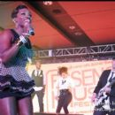 Estelle performs in a Superlounge at Essence Music Fest 2010