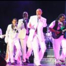Earth Wind and Fire perform on Main Stage at Essence Fest 2010