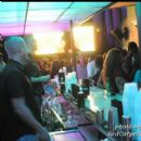 A look from behind the bar at Willis McGahee's Birthday party in Washington DC