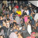 The crowd at Willis McGahee's Bday Party in Washington DC