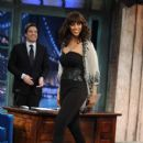Tyra Banks visits 'Late Night with Jimmy Fallon' @ Rockefeller Center on March 14, 2011 in NYC