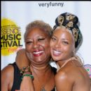 Eva Marcille and her Mom