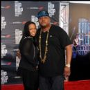 E-40 and his Wife