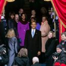 President Barack Obama at his 2013 inauguration