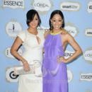 Tamera Mowry-Housely and Tia Mowry-Hardrict