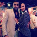 Ginuwine and wife Sole