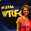 Maria Menounos stopped by WRFG