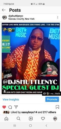 DJ Shuttle